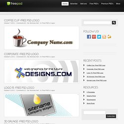 FreePSD.com Everything Photoshop | Templates | graphics | Logos & More