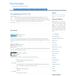 Freeware Downloads at freewareApp - only free windows software!