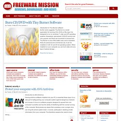 Freeware Mission - Freeware Reviews and Downloads