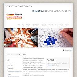FSJ - Freiwilliges Soziales Jahr: Stellen, Bewerbung ...