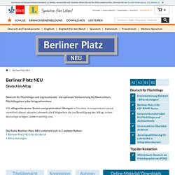 Berliner Platz NEU: Modelltest B2