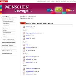 Menschen - Deutsch als Fremdsprache