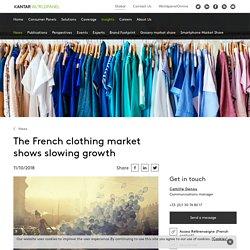 Un marché textile au ralenti mais pas inerte.
