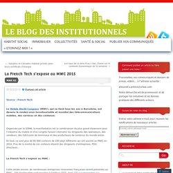 La French Tech s'expose au MWC2015
