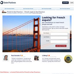 French in San Francisco – French expats in San Francisco