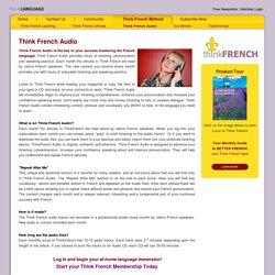 French Language Audio