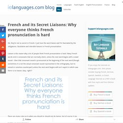 French and its Secret Liaisons