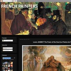FRENCH PAINTERS: Louis JANMOT The Poem of the Soul (Le Poème de l'Âme)