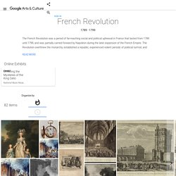 French Revolution - Google Arts & Culture
