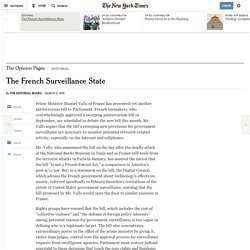 The French Surveillance State