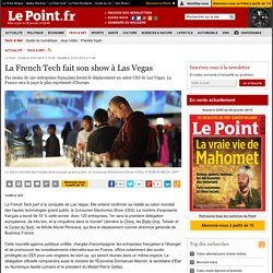 La French Tech à Las Vegas