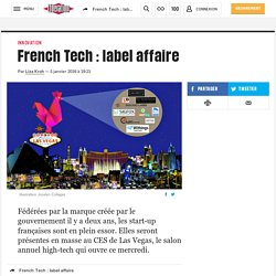 French Tech : label affaire