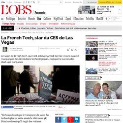 La French Tech, star du CES de Las Vegas