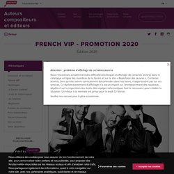 French VIP - Promotion 2020