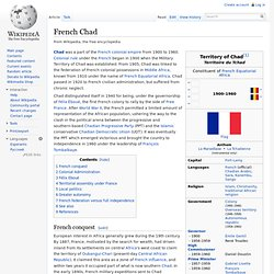 French Chad