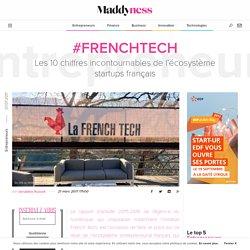 #FrenchTech : Les 10 chiffres incontournables de l'écosystème startups français - Maddyness