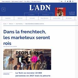 Frenchtech marché emploi 2017