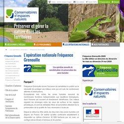 Fréquence Grenouille (reseau-cen.org)