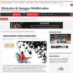 Fréquence médiévale : Perceval en bande dessinée – Histoire & Images Médiévales