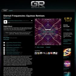 Eternal Frequencies: Equinox Remixes