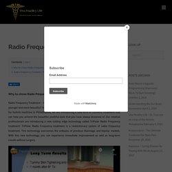 Radio frequency therapy philadelphia