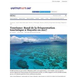 Tourisme: Bond de la fréquentation touristique à Mayotte en 2017