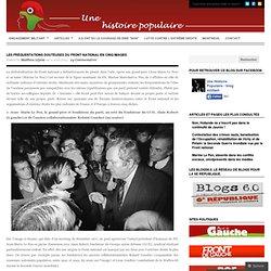 Les fréquentations douteuses du Front national en cinq images