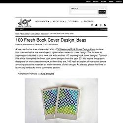 100 Fresh Book Cover Design Ideas