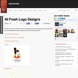 45 Fresh Logo Designs