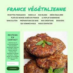 Fricadelle-boulette (végétalien, vegan) — France végétalienne