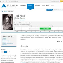 Frida Kahlo Biography, Art, and Analysis of Works