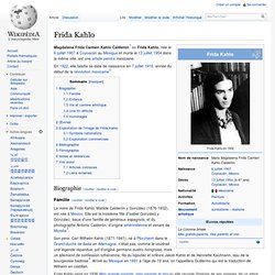 Biographie complète Wikipedia