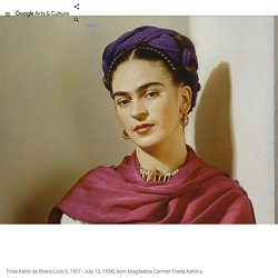 7 Frida Kahlo Quotes - Google Arts & Culture