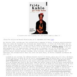 Frida/Surréalistes