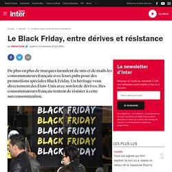 Le Black Friday, entre dérives et résistance