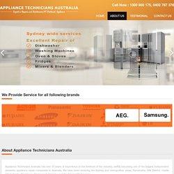 LG Fridge Repair in Sydney