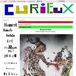 Bizarre Bazar - Melanie ROSEVEARE -… - Salvador DALI &… - Vladimir KUSH... - Cynthia HART!... - Joseph CORNELL -… - Jud TURNER