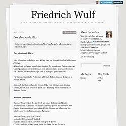 Friedhelm Wulf
