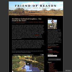 Friend of Reason