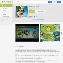 Friendly Fire! - Android Apps auf Google Play