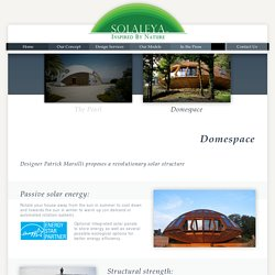 Green eco-friendly custom homes and interiors by Solaleya