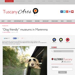 Tuscany Arts - Art, history, places & events