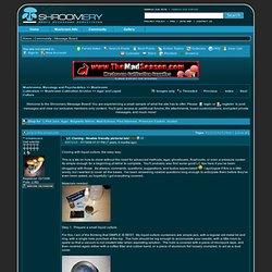 LC Cloning - Newbie friendly pictorial tek! - Agar and Liquid Culture