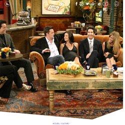 La série Friends fête ses 20 ans : top 20 des citations cultes ! - Cinéma - Be