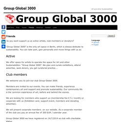 Group Global 3000