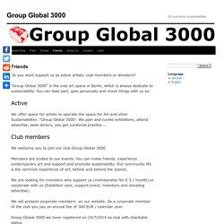 Group Global 3000