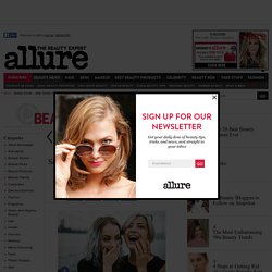 Friends Are Important For Health Says Study: Daily Beauty Reporter: allure.com