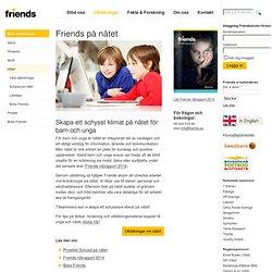 Friends på nätet