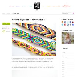 wednes-diy - Free People Blog