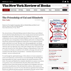 The Friendship of Cal and Elizabeth